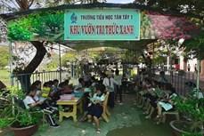 """Nhân rộng mô hình """"Khu vườn tri thức xanh"""" ở Tiền Giang"""