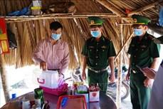 Tây Ninh kiểm tra công tác phòng, chống dịch COVID-19 trên tuyến biên giới