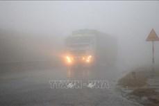 Băng giá cường độ nặng hơn, khắc phục thời tiết nguy hiểm khi thực hiện nhiệm vụ