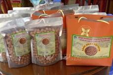 Làng nghề bánh nhãn tăng sản xuất cung ứng cho Tết