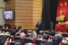 Hướng đến cải thiện thứ hạng quốc gia trên tất cả các lĩnh vực với cách tiếp cận mới và giải pháp đột phá