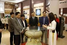 """Trưng bày hơn 200 hiện vật về """"Văn hóa Đông Sơn trên đất Vĩnh Phúc"""""""