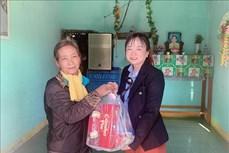 Cao Thị Ngọc Thanh - Nữ đảng viên trẻ người Raglai tâm huyết với với đồng bào