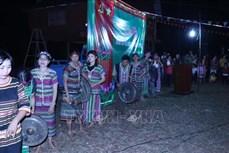 Di sản cồng chiêng – niềm tự hào của đồng bào dân tộc S'tiêng Bình Phước