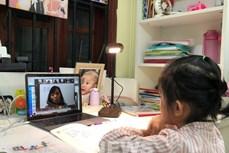 Phòng chống dịch COVID-19, nhiều địa phương cho học sinh nghỉ học, học trực tuyến đến hết tháng 2/2021