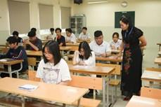 Tuyển sinh lớp 10 tại Hà Nội: Học sinh được đăng ký nguyện vọng ở nơi cư trú thực tế