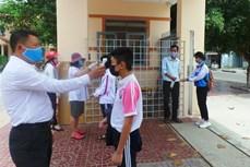 Kon Tum nỗ lực đưa học sinh đến trường an toàn trong bối cảnh dịch COVID-19