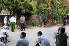 Điện Biên: Sau vụ nổ lớn, một người bị thương nặng