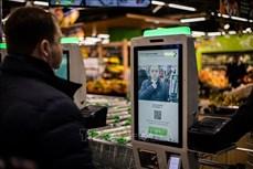 Nga triển khai hệ thống thanh toán nhận dạng khuôn mặt