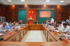 Đắk Lắk chủ động xây dựng các phương án đảm bảo an ninh trật tự trong cuộc bầu cử