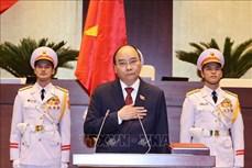 Kỳ họp thứ 11, Quốc hội khóa XIV: Toàn văn phát biểu nhậm chức của Chủ tịch nước Nguyễn Xuân Phúc