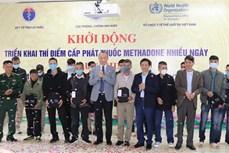 Lai Châu nâng cao chất lượng, tạo thuận lợi trong việc điều trị bằng thuốc Methadone