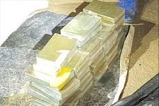 Phá chuyên án ma túy lớn, thu giữ 40 bánh heroine ở Cao Bằng