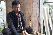 Những người góp phần giữ gìn nghề làm khèn Mông trên Cao nguyên đá Đồng Văn
