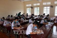 Thí sinh bắt đầu đăng ký dự thi tốt nghiệp Trung học phổ thông năm 2021