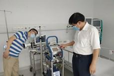 Bệnh viện dã chiến Bạch Mai cơ sở 2 tại Hà Nam sẵn sàng tiếp nhận bệnh nhân COVID-19