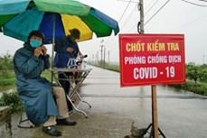 Thái Bình, Yên Bái tạm dừng nhiều hoạt động tập trung đông người để phòng, chống dịch COVID-19
