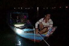 An Giang ngăn kịp thời 28 người nhập cảnh trái phép bằng đường sông