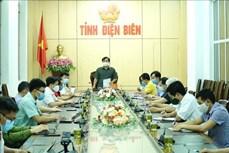 Điện Biên họp khẩn về phòng, chống dịch COVID-19
