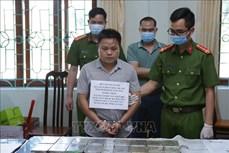 Công an Lai Châu phá án thành công, bắt 2 đối tượng vận chuyển 30 bánh heroin