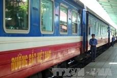 Dịch COVID-19: Dừng chạy nhiều đoàn tàu vì ảnh hưởng dịch bệnh