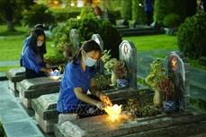 Nhân kỷ niệm 67 năm chiến thắng Điện Biên Phủ: Thắp nến tri ân các anh hùng liệt sỹ