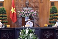 Thủ tướng Phạm Minh Chính: Các bộ, cơ quan ngang bộ, cơ quan thuộc Chính phủ xây dựng kịch bản bầu cử trong điều kiện xảy ra dịch COVID-19