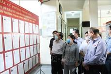 Đắk Lắk đảm bảo tuyệt đối an ninh trật tự phục vụ công tác bầu cử