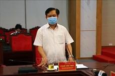 Sơn La: Khẩn trương ứng phó với ca dương tính với SARS-CoV-2