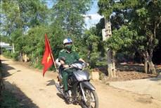 Bộ đội Biên phòng Sơn La đẩy mạnh tuyên truyền tại các bản vùng cao biên giới
