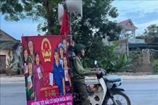 Cụ ông Phạm Ngọc Chiêng gần 20 năm đưa tiếng nói của Đảng đến với dân