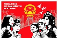 Bầu cử QH và HĐND: Khẳng định vai trò xuyên suốt của Mặt trận Tổ quốc trong bầu cử