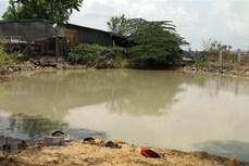 Hai cháu nhỏ tử vong do đuối nước khi tắm ao ở Điện Biên