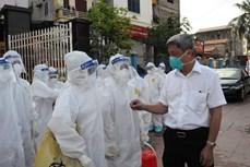 Chiều 26/5, ghi nhận 115 ca mắc COVID-19 mới, chủ yếu ở Bắc Ninh và Bắc Giang