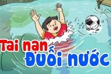 Cảnh báo tai nạn đuối nước ở trẻ em gia tăng trong dịp hè ở Nghệ An