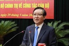 Ông Lương Quốc Đoàn là Bí thư Đảng đoàn, Chủ tịch Ban Chấp hành Trung ương Hội Nông dân Việt Nam