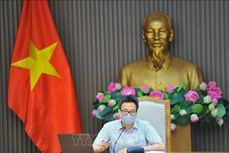Phó Thủ tướng Vũ Đức Đam: Không để dịch COVID-19 ở Bắc Ninh, Bắc Giang lan ra các vùng an toàn