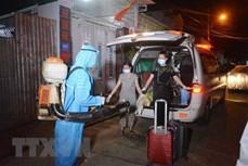 Dịch COVID-19: Đắk Lắk ghi nhận 1 trường hợp dương tính với SASR-CoV-2