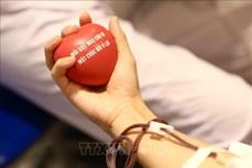 Lùi thời gian tổ chức các hoạt động tôn vinh người hiến máu tiêu biểu toàn quốc năm 2021