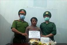 Phát hiện vụ vận chuyển trái phép 2 kg ma túy tại huyện biên giới Ngọc Hồi