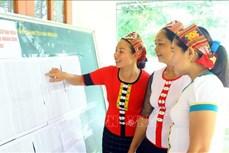 Những nữ bí thư chi bộ dân tộc Thái nói đi đôi với làm ở Con Cuông