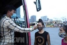 Dịch COVID-19: Lai Châu cho phép xe khách đến Hà Nội và ngược lại
