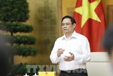 Thủ tướng Chính phủ: Thực hiện nhanh nhất, hiệu quả nhất chiến lược vaccine