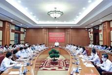 Chủ tịch nước Nguyễn Xuân Phúc: Xây dựng Nhà nước pháp quyền để phụng sự nhân dân tốt hơn