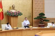 Thủ tướng Phạm Minh Chính: Thành phố Hồ Chí Minh thực hiện giãn cách xã hội, song phải giữ cho cuộc sống của người dân không bị đảo lộn