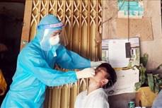 Nghệ An: Khẩn trương chặt đứt nguồn lây nhiễm SARS-CoV-2 tại bản vùng cao Chằm Puông