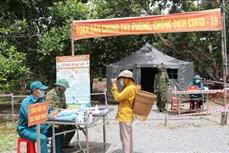 Gia Lai: Vận động người dân tự giác khai báo y tế khi đi về từ vùng dịch