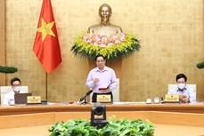 Thủ tướng Chính phủ phê chuẩn Chủ tịch, Phó Chủ tịch Ủy ban nhân dân của 10 tỉnh, thành phố