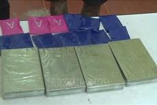 Sơn La: Bắt giữ hai đối tượng mua bán trái phép chất ma túy