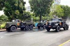 Thủ tướng Chính phủ chỉ đạo các biện pháp cấp bách phòng, chống dịch COVID-19 tại Thành phố Hồ Chí Minh